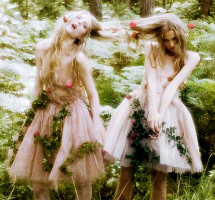 Inspiration friday images fairies in the forest
