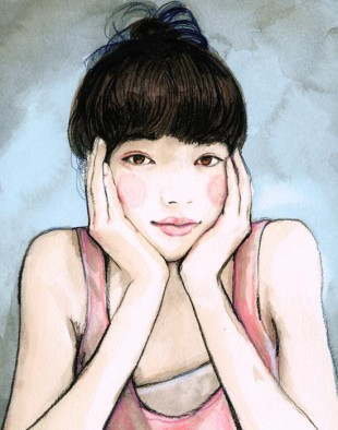 a short distance relationship nana komatsu actress